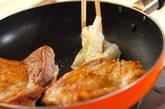 チキンのケチャップ焼きの作り方6