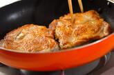 チキンのケチャップ焼きの作り方5