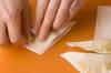 春巻きのサモサ風の作り方の手順4