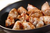 カブの豚肉中華風巻きの作り方2