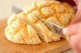 メロンパンラスクの作り方1