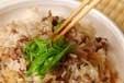 牛肉の混ぜご飯の作り方3