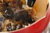 ワカメとウドのショウガきんぴらの作り方の手順2