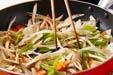 根菜のきんぴらの作り方6