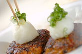 和風豆腐ハンバーグの作り方4
