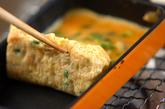 カニ玉焼きの作り方2