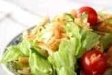 油揚げのピリ辛サラダ