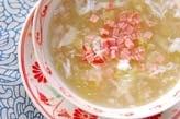 冬瓜のスープ