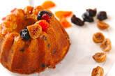 フルーツケーキの作り方13
