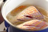 イトヨリの煮付けの作り方1