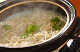 かんたん水炊き+さっぱりベトナムフォーの作り方2