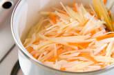 ジャガのミルクスープの作り方4