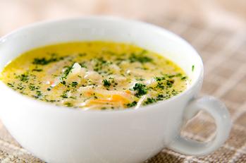 ジャガのミルクスープ