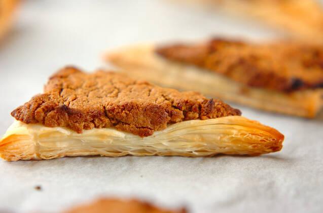 ゴマきな粉パイの作り方の手順5