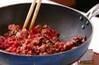 牛肉と野菜のソース炒めの作り方の手順6