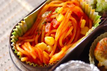 スパゲティーナポリタン
