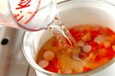パプリカスープの作り方2