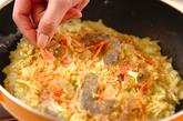 海鮮お好み焼きの作り方2