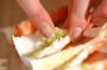 春の寿司天ぷらの作り方の手順4