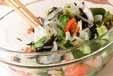 ヒジキのサラダの作り方3