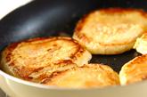 マフィンのフレンチトーストの作り方1