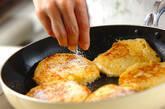 マフィンのフレンチトーストの作り方4
