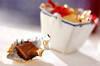 カンタンチョコキャラメルの作り方の手順