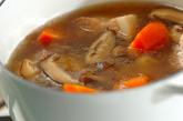 塩豚とレンコンのショウガスープの作り方1