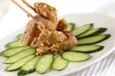 ゆで豚のゴマ酢和えの作り方9