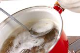 アサリのスープの作り方1