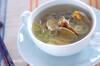 アサリのスープの作り方の手順
