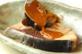 ブリのピリ辛みそ煮の作り方7