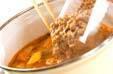 納豆のキムチ汁の作り方5