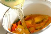 炒めニンジン汁の作り方1