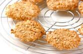 ピーナッツクッキーの作り方9