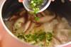 つるりんワンタンスープの作り方の手順6