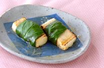 豆腐のハーブ包み