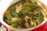 すき焼き風コンニャク丼の作り方7