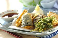野菜のサクッと天ぷら