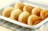レンジで玉ネギのバターじょうゆ和えの作り方2