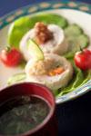 ロール鶏&スープのポイント・コツ3