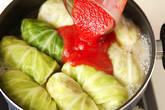 失敗しない!トマト味のロールキャベツの作り方7