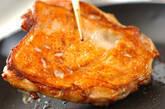 ぺったんこ焼き鶏の作り方3