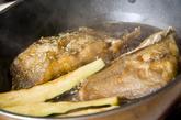 揚げカレイのみぞれ煮の作り方3