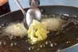 エビと長芋の落とし揚げの作り方3