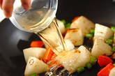 大根とニンジンの甘酢炒めの作り方6