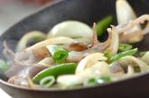 イカの韓国炒めの作り方1