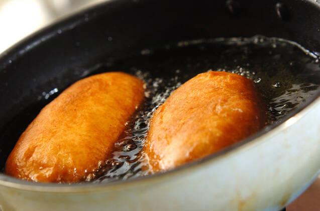 ポテトサラダピロシキの作り方の手順5