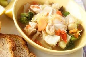 野菜のスープ煮