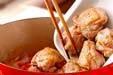 鶏肉の香草トマト煮の作り方8
